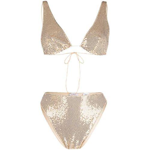 Oséree Bikini mit Pailletten - Gold Female regular