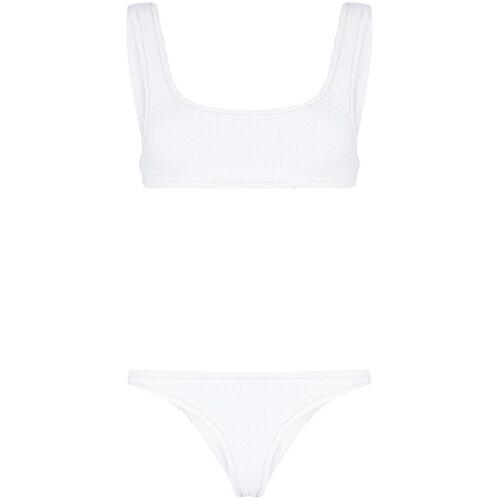 Reina Olga Ginny Scrunch Bikini - Weiß Male regular