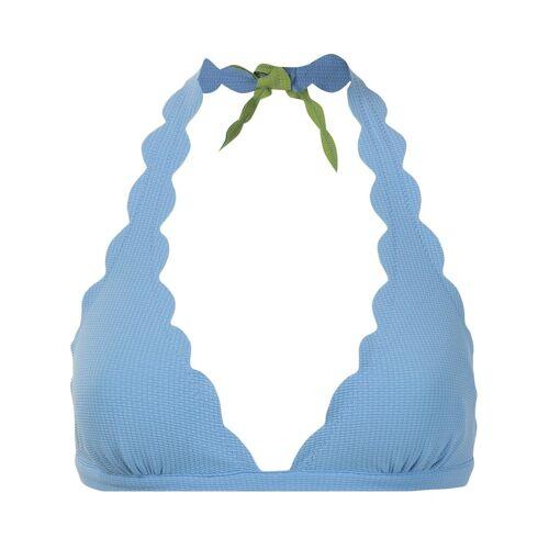 Marysia Neckholder-Bikini - Blau Male regular