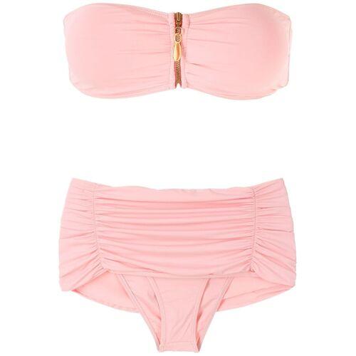 Brigitte Trägerloser Bikini - Rosa Male regular