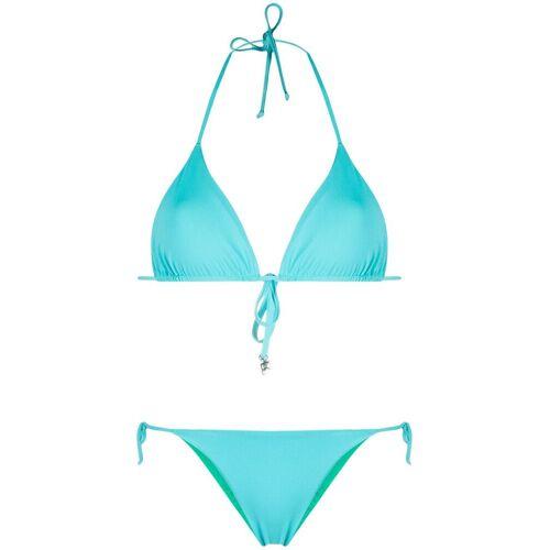 Fisico Triangel-Bikini - Blau Male regular