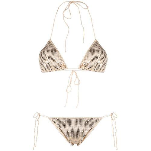 Oséree Bikini mit Pailletten - Gold Male regular