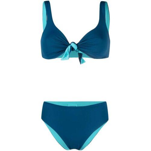 Fisico two-tone bikini set - Blau Male regular