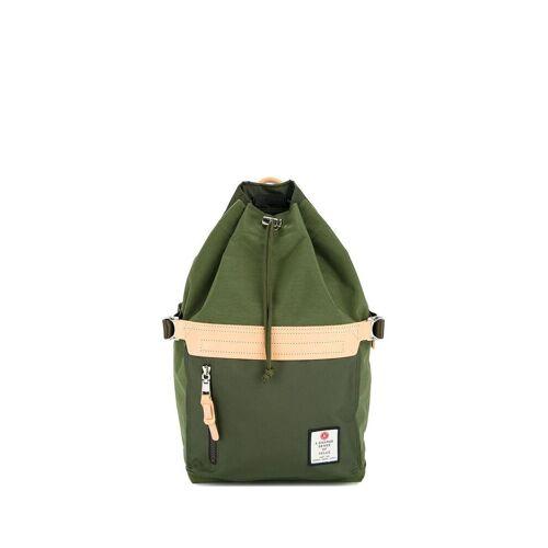 As2ov Rucksack mit Kordelzug - Grün Male regular