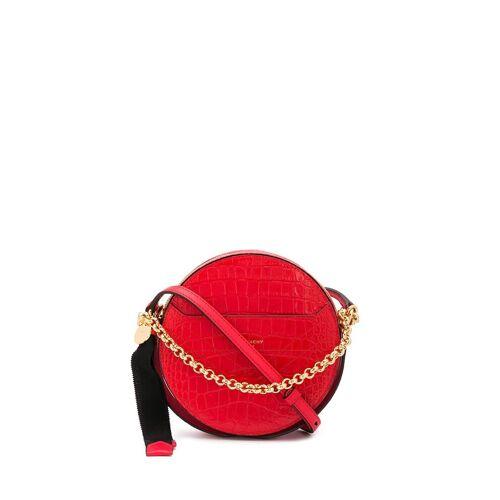 Givenchy Runde 'Eden' Umhängetasche - Rot Male regular