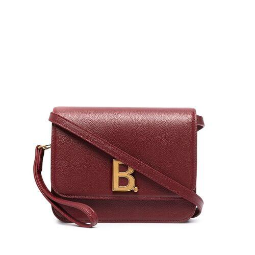 Balenciaga Kleine B. Umhängetasche - Rot Male regular