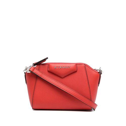 Givenchy Umhängetasche mit Logo - Rot Male regular