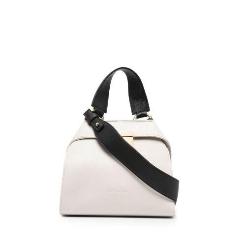 Calicanto Mousse Shopper - Weiß Male regular