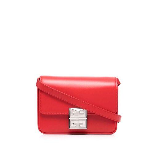 Givenchy Mini 4G Umhängetasche - Rot Female regular