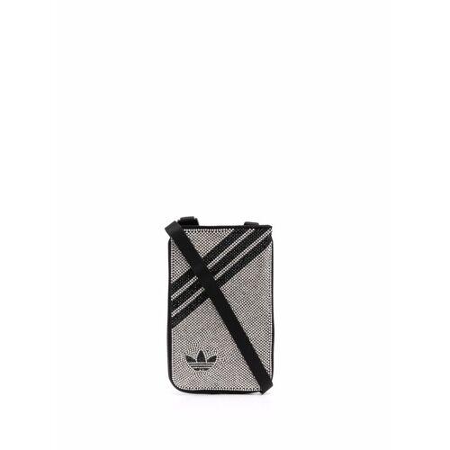 Adidas Clutch mit Kristallen - Schwarz Female regular