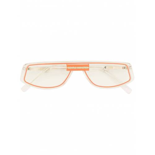 Monster Cable Gentle Monster 'Cold' Brille - Weiß Male regular