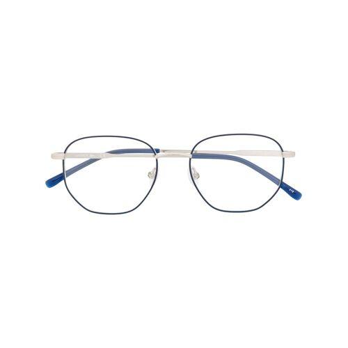 Lacoste Sechseckige Brille - Blau Male regular