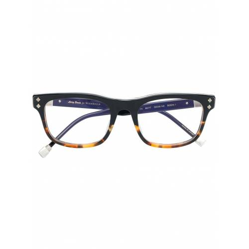 Shamballa Eyewear Shamballa X Larry Sands 'Bodhi' Brille - Schwarz Unisex regular