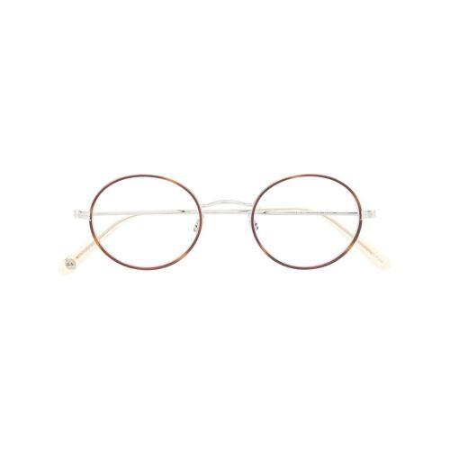 Garrett Leight 'Linden' Brille - Weiß Male regular