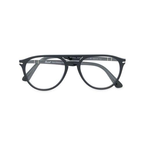 Persol Brille mit Doppelsteg - Schwarz Male regular