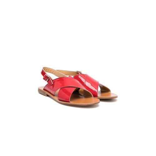 Gallucci Kids TEEN Sandalen mit Schnalle - Rot Male regular