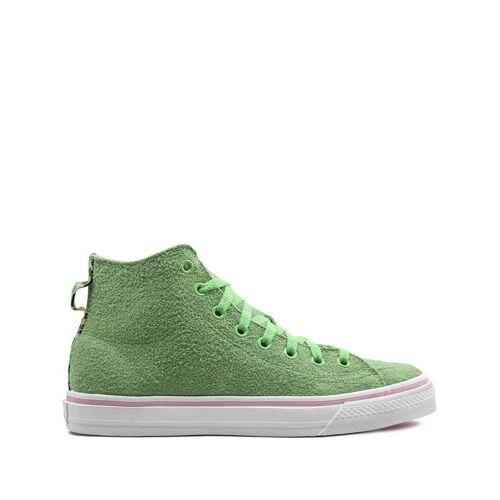 Adidas 'Nizza Hi RFS Customized' High-Top-Sneakers - Grün Unisex regular