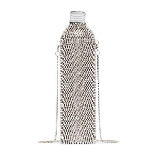 Rosantica 'Borracia' Wasserflasche mit Kristallen - Metallisch Unisex regular