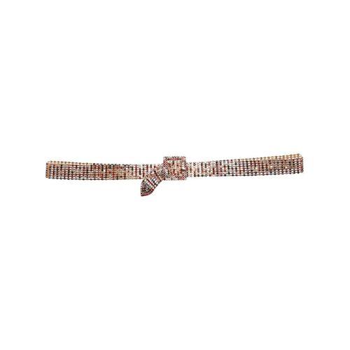B-Low The Belt Gürtel mit Kristallen - Gold Male regular