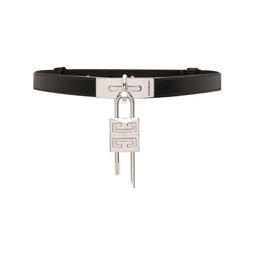 Givenchy Gürtel 20mm - Schwarz Male regular