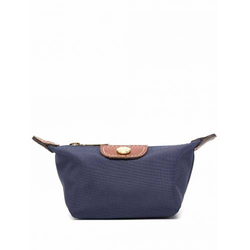 Longchamp Le Pliage Portemonnaie - Blau Female regular
