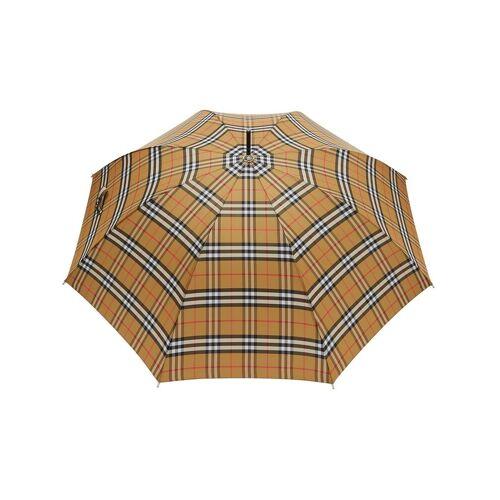 Burberry Regenschirm mit Vintage-Check - Nude Male regular
