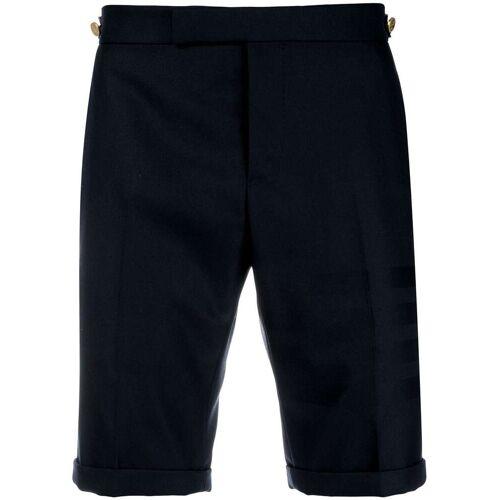 Thom Browne Hautenge Shorts - Blau Male regular