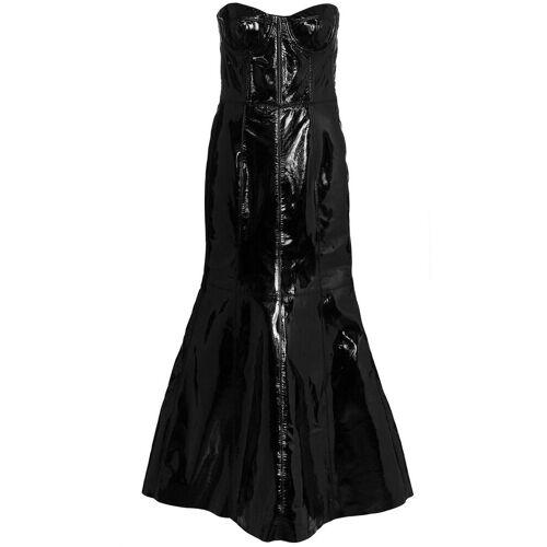 Natasha Zinko Trägerloses Abendkleid - Schwarz Male regular
