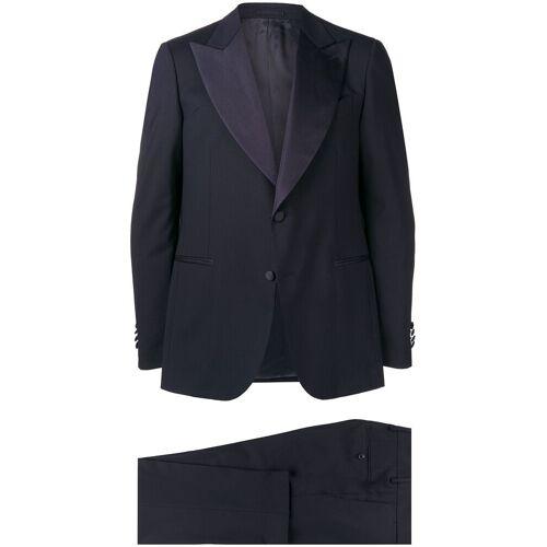 Dell oglio Eleganter Anzug - Blau Male regular