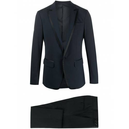Dsquared2 Eleganter Anzug - Blau Male regular
