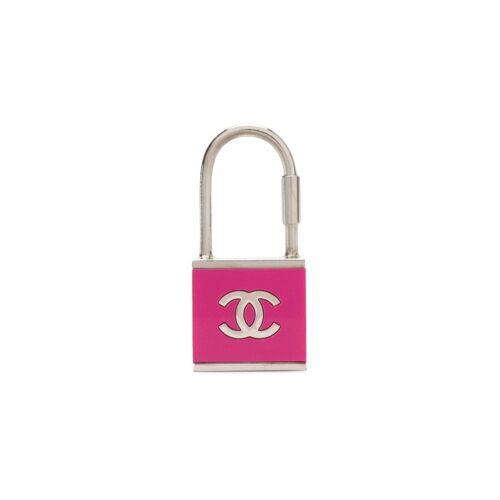 Chanel Pre-Owned Anhänger mit CC - Rosa Unisex regular