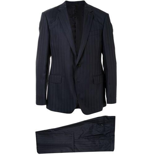 Kent & Curwen Zweiteiliger Anzug mit Streifen - Blau Male regular