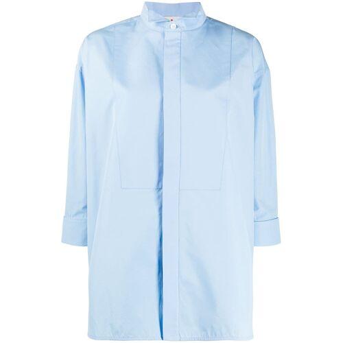 Marni Hemd mit Kläppchenkragen - Blau Male regular