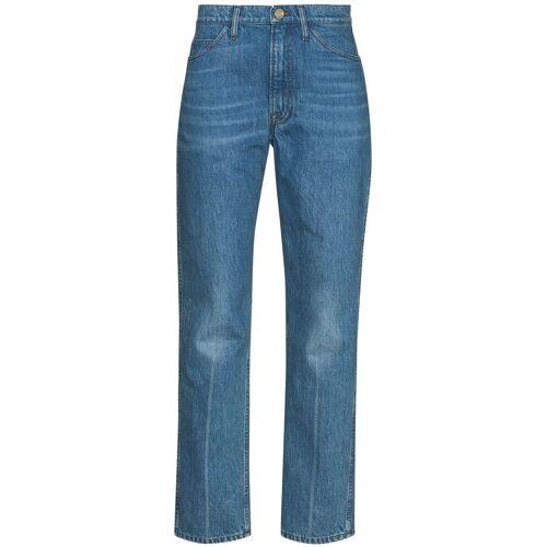 FRAME Gerade Le Italian Jeans - Blau Male regular