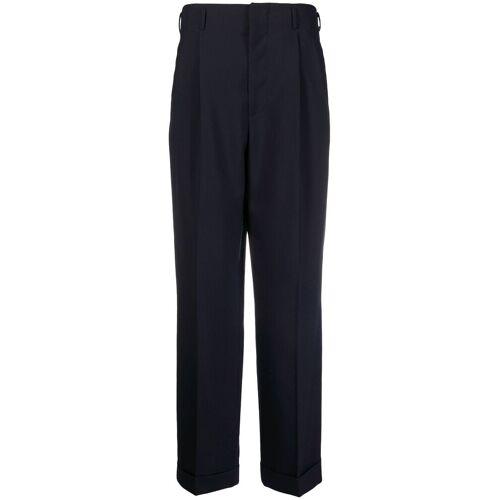 Marni Lockere Hose - Blau Male regular