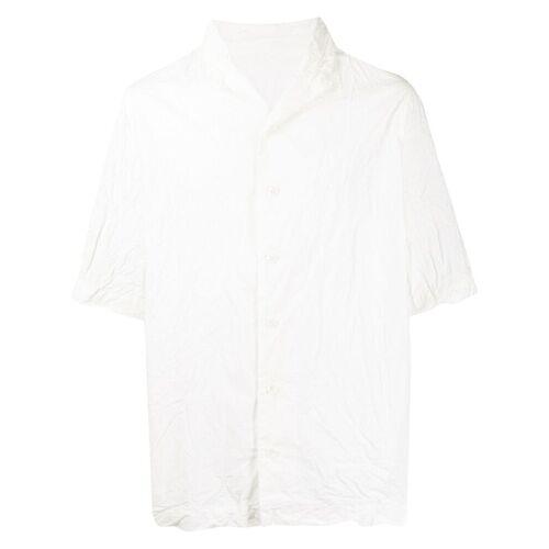 Casey Casey Verger Hemd - Weiß Male regular