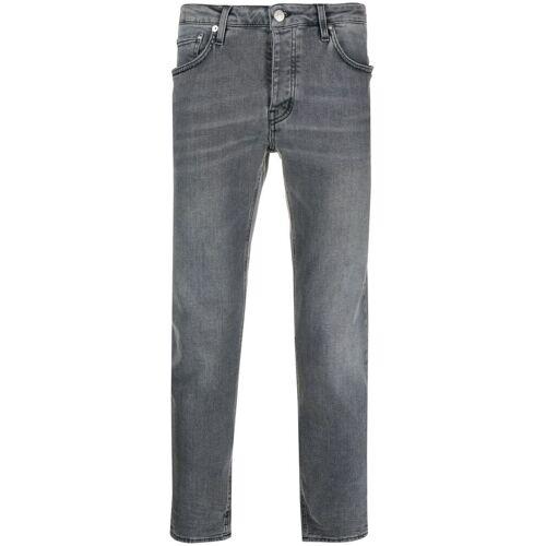 Haikure Jeans mit hohem Bund - Grau Male regular