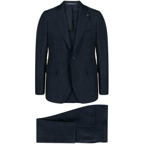 Tagliatore Eleganter Anzug - Blau Male regular