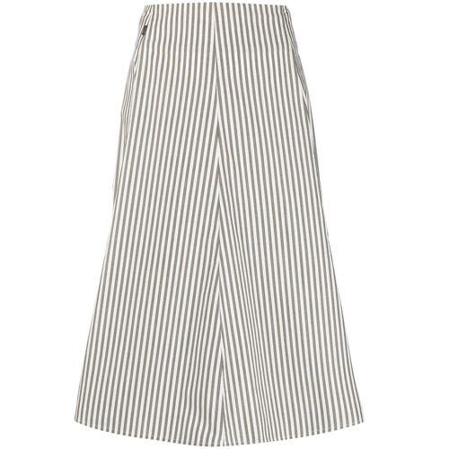 Woolrich Rock mit Streifen - Weiß Male regular