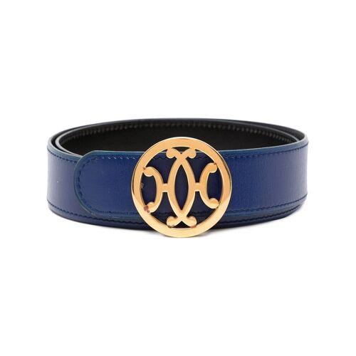 Hermès Gürtel mit Schnalle - Blau Male regular