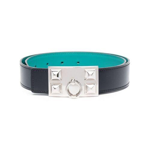 Hermès 2020s pre-owned Medor Gürtel - Blau Unisex regular