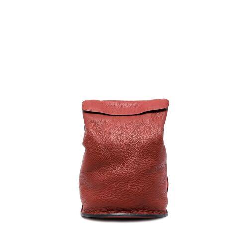 Hermès 2000s pre-owned Sherpa PM Rucksack - Rot Male regular