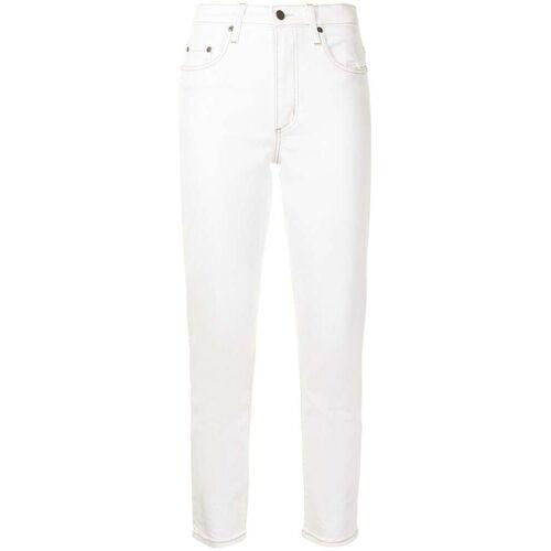 Nobody Denim Kennedy Jeans - Weiß Male regular