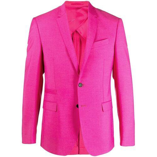 Versace Sakko mit fallendem Revers - Rosa Male regular