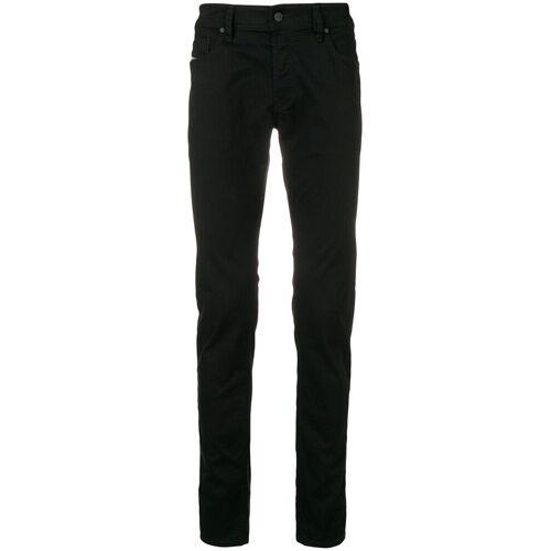 Diesel Hautenge Skinny-Jeans - Schwarz Female regular