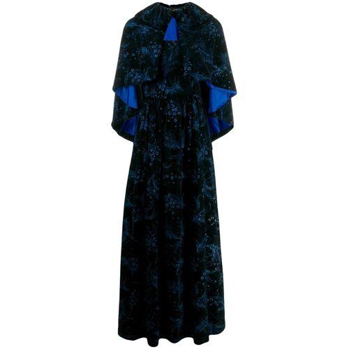 A.N.G.E.L.O. Vintage Cult 1950er Vintage-Abendkleid - Schwarz Male regular