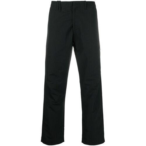 A-COLD-WALL* Hose mit doppelten Gürtelschlaufen - Schwarz Female regular