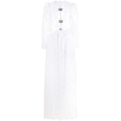 Christopher Kane Abendkleid mit Kristallen - Weiß Male regular