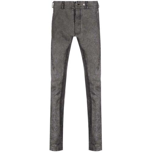 Isaac Sellam Experience 'Epicurien' Skinny-Jeans - Grau Female regular