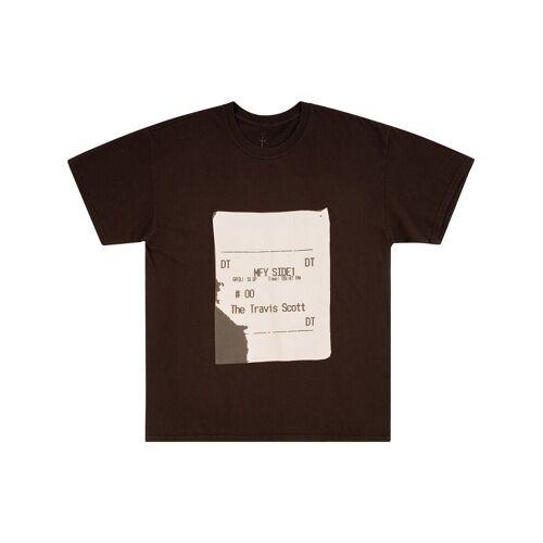 Scott Travis Scott CPFM Grill T-Shirt - Braun Female regular